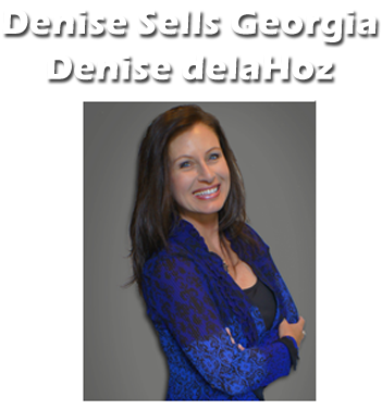 Denise Sells Georgia – Real Estate Agent for Milton Logo